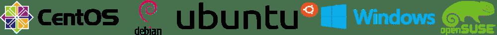 Betriebssysteme für V-Server